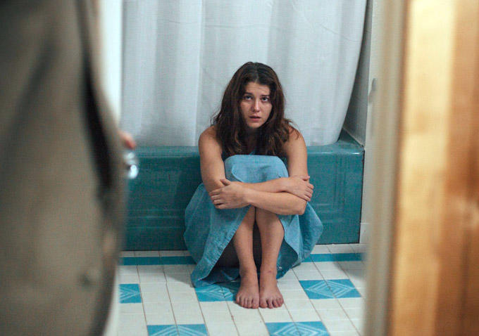 "Claire, played by Mary Elizabeth Winstead, is a former cult member being deprogrammed in ""Faults."" Courtesy Screen Media"
