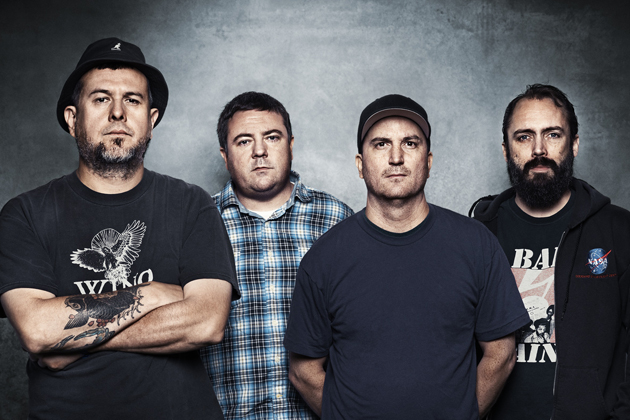 The members of Clutch are all still making music togeether after twenty two years.