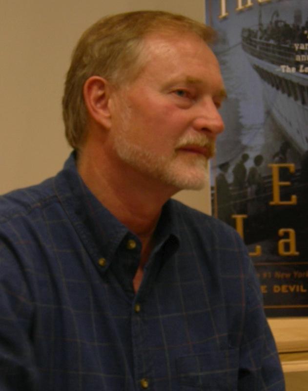 Erik Larson's most famous work, Devil in the White City, has won numerous awards.