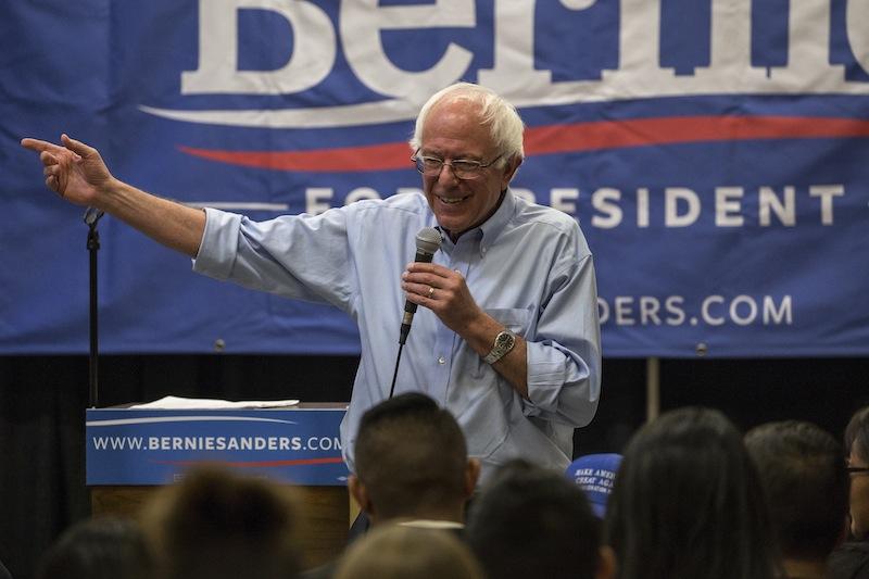 Phil Roeder_Bernie Sanders