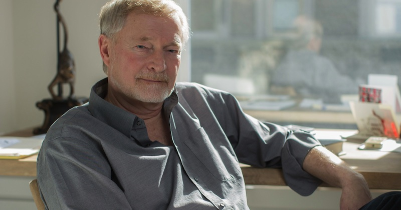 Bestselling author Erik Larson gave a talk at TU.
