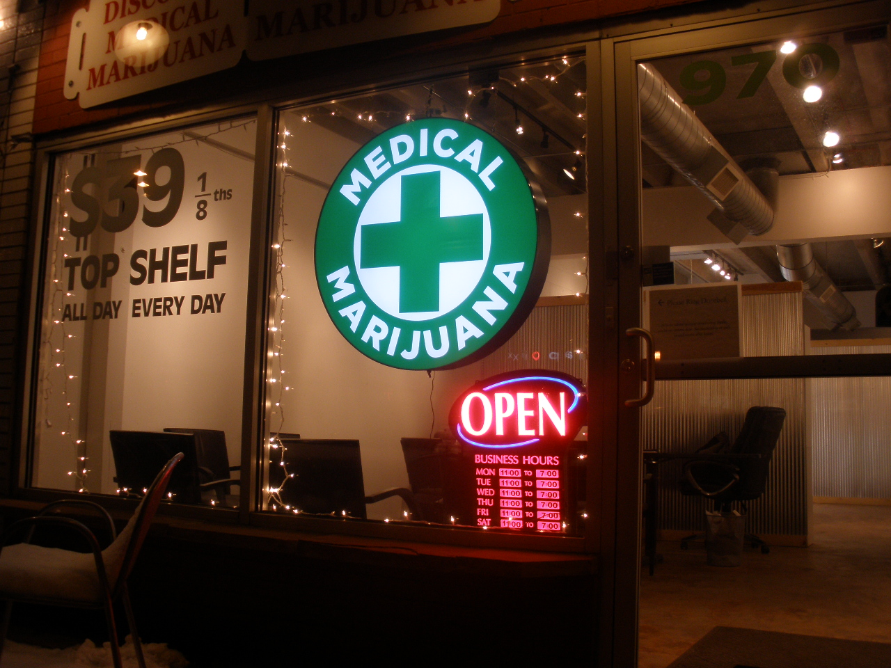 Green in Green Country: a history of marijuana in Okla  – The Collegian